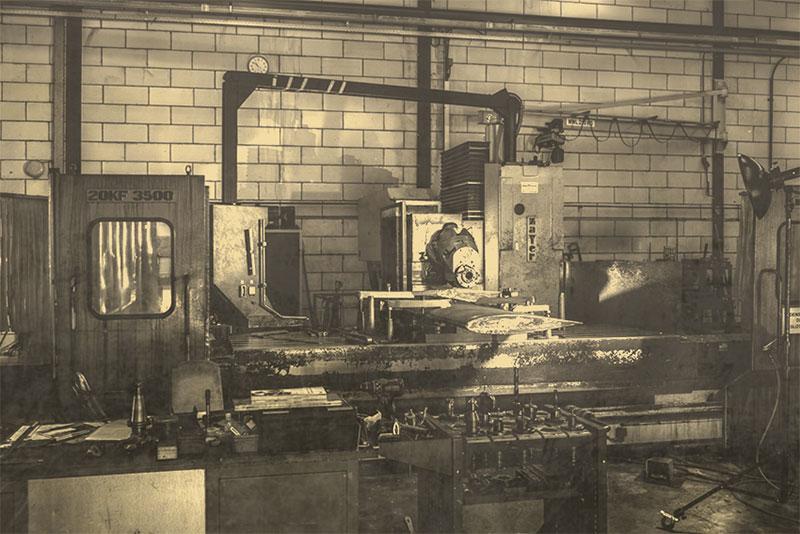 NAM Noord - Amsterdamse Machinefabriek