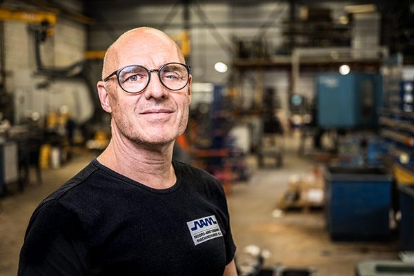 Gerard Oudshoorn - NAM - Noord-Amsterdamse Machinefabriek