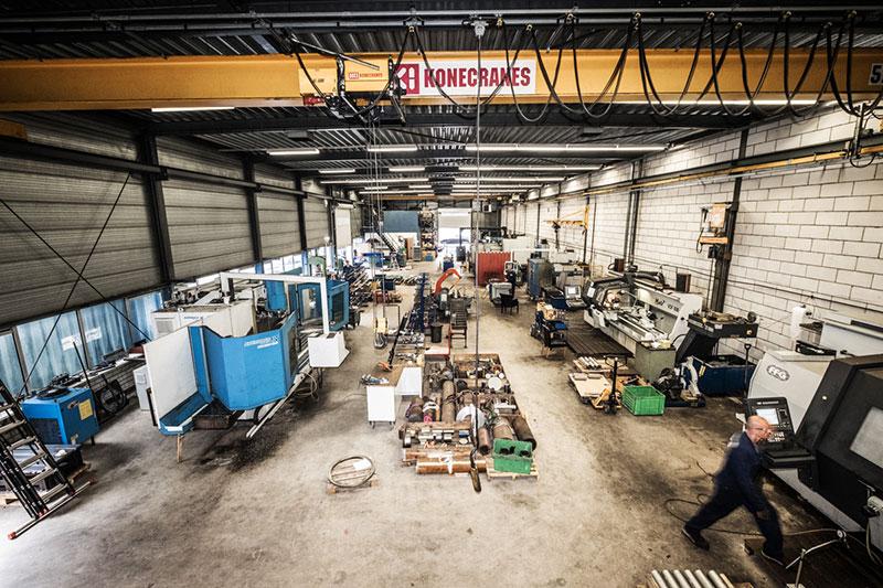 NAM - Noord-Amsterdamse Machinefabriek